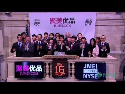 Jumei.com Celebrates IPO on the New York Stock Exchange
