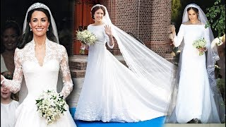 Королевские свадебные платья со всего мира
