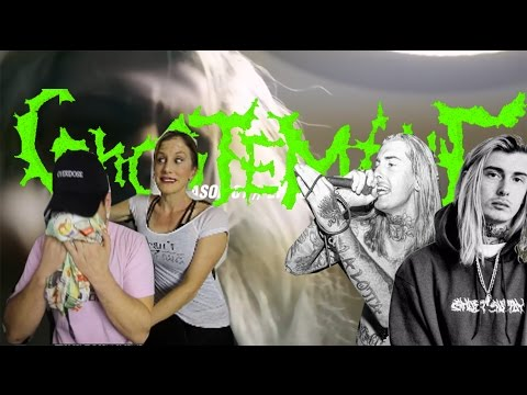 MOM REACTS TO GHOSTEMANE!!!   @GHOSTEMANE