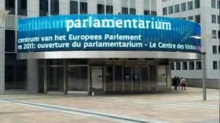 PARLAMENTARIUM - BRUSSELS - BRUXELLES - BRUSSEL - EU DISTRICT