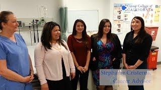 Career College of California Medical Assistant Program