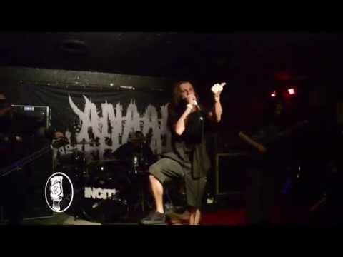 Incite live in Sacramento, California 05/11/15 on CAPITAL CHAOS TV
