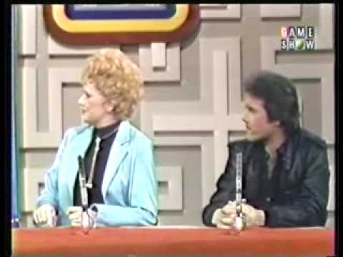 Lucille Ball on Password 1981 Part 1c