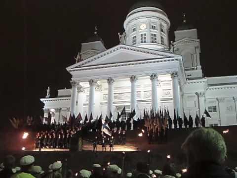 Independence Day Parade Helsinki