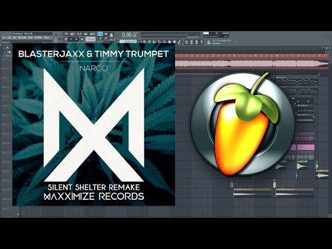 Blasterjaxx & Timmy Trumpet - Narco (FL Studio Remake) FLP