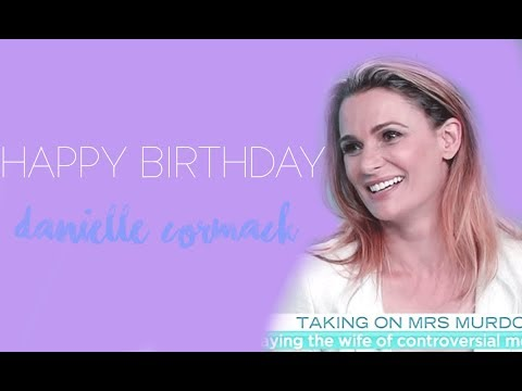 Danielle Cormack l I wanna see your smile