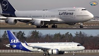 FRANKFURT Airport Planespotting 2020 with new SAS Livery and new Condor Tail