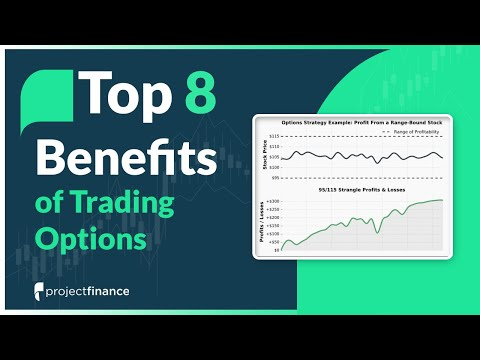 Why Trade Options? Top 8 Benefits of Trading Options