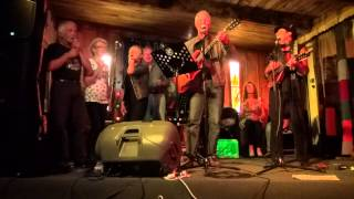 """""""Not the Only One"""" by Mark Laurent @ the Tahora Folk Festival, Dec 2013"""