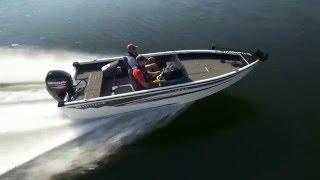 Ranger Aluminum VS1680 On Water Footage