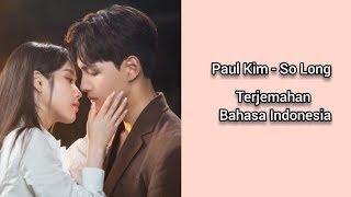 OST Hotel Del Luna ( Paul Kim - So Long ) SUB INDO Terjemahan Bahasa Indonesia