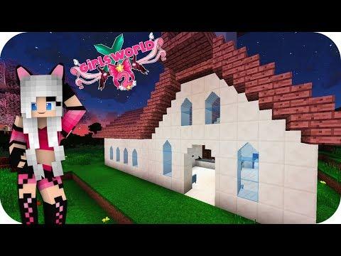 COMENZAMOS UN HOSPITAL!!- Girl's World 2 Minecraft Ep 51