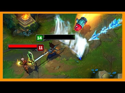 Perfect Yasuo Moments - League of Legends