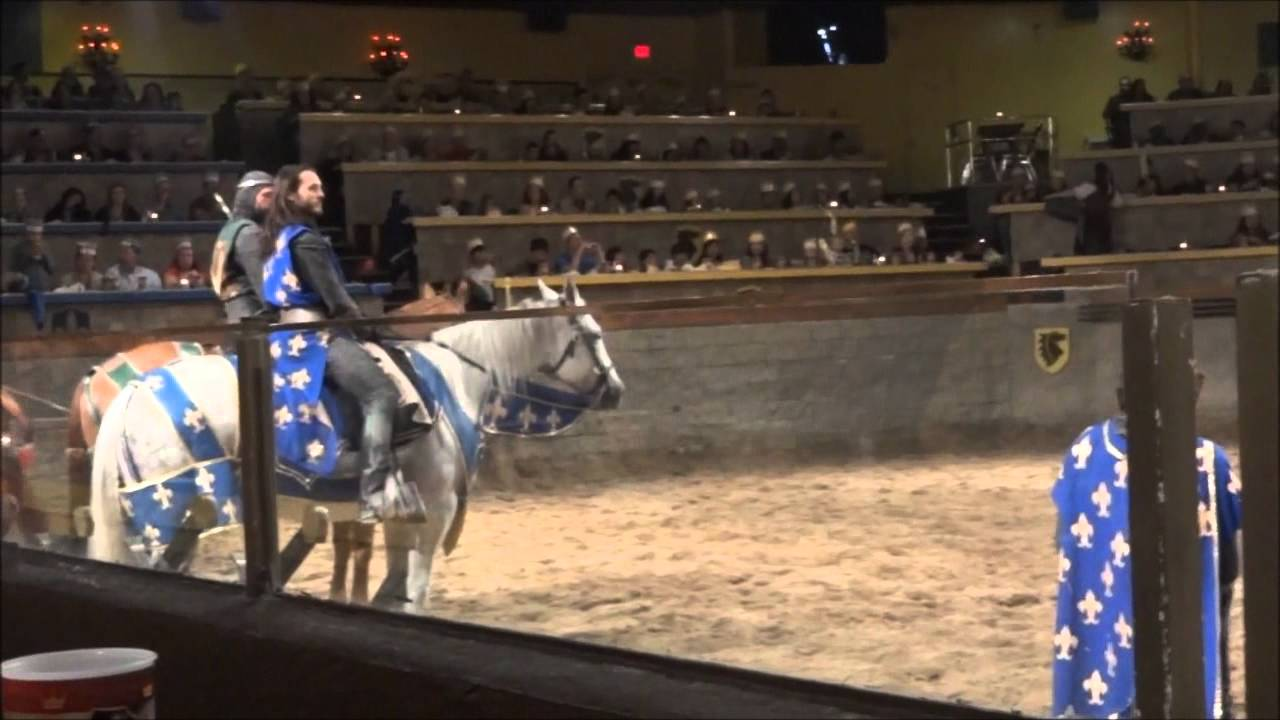 Medieval Times Scenes and Battles in Buena Park