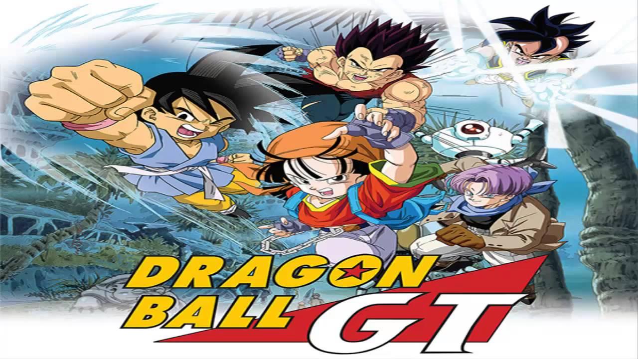 Dessin animé Dragon Ball GT - YouTube
