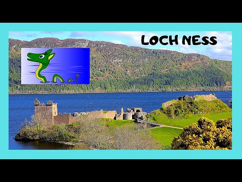 SCOTLAND, a tour of spectacular LOCH NESS