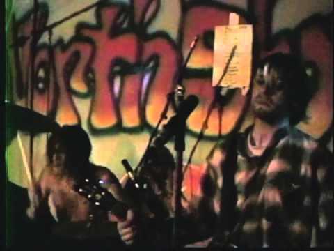 Nirvana Love Buzz Olympia 1990