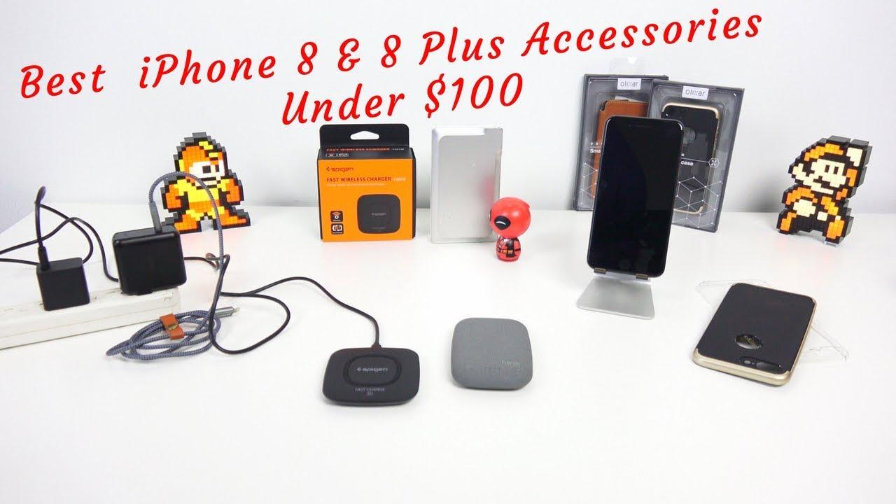 buy popular fd107 98987 Best iPhone 8 & 8 Plus Accessories under $100