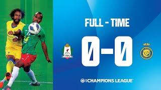 #ACL2021 - Full Match - Group D | Al Wehdat (JOR) vs Al Nassr (KSA)