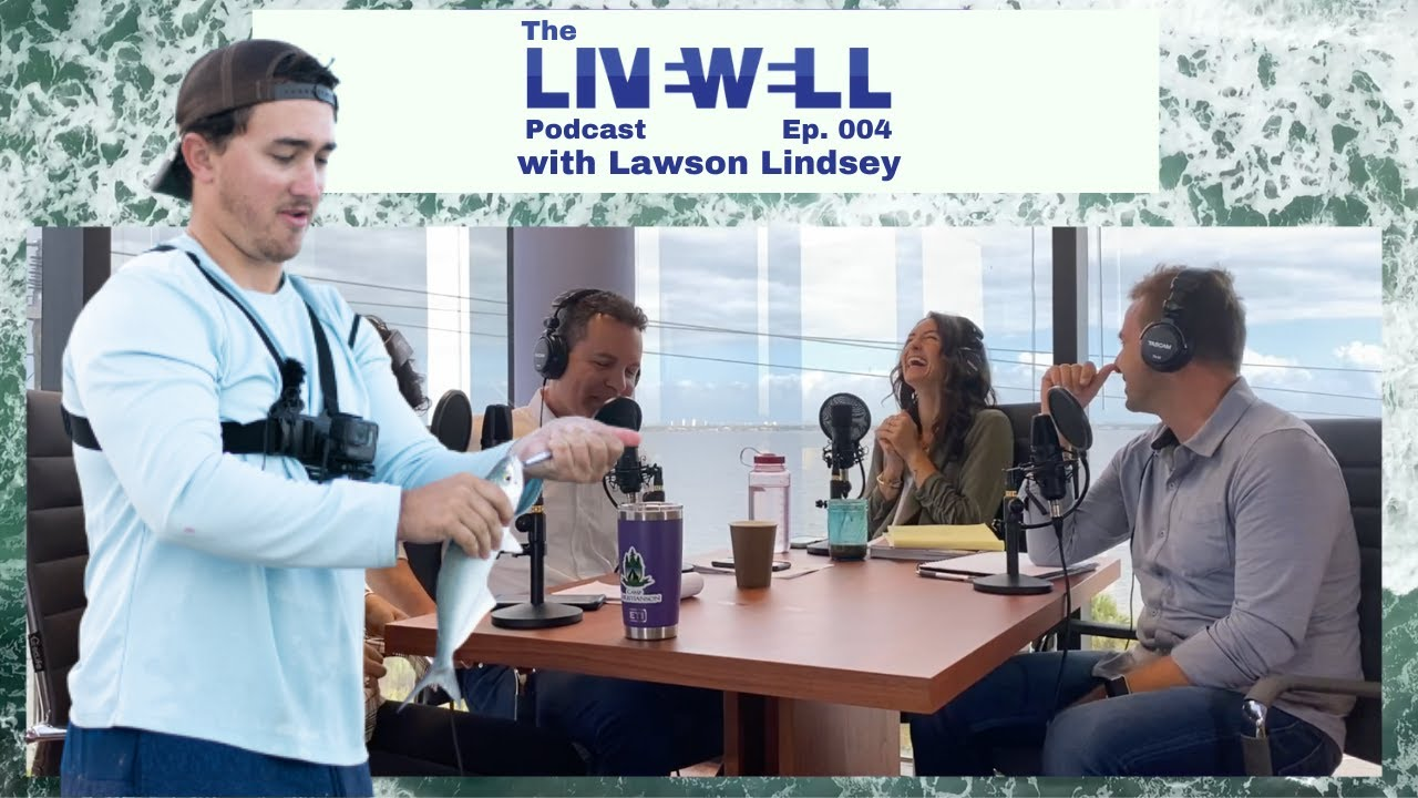 Performance Anxiety/Stress with Lawson Lindsey II The LiveWell Podcast Ep. 004
