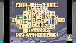 Original Mahjong iPad App Demo - State of Tech