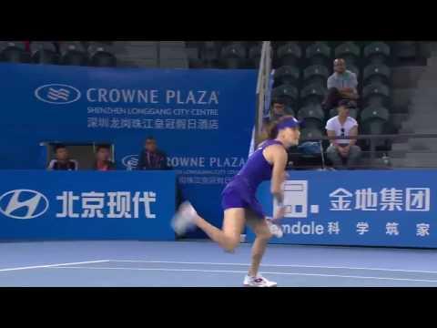 2017 Shenzhen Open Hot Shot | Agnieszka Radwanska