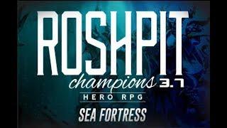 DoTA 2 Roshpit Champions 3.7 Гид по карте redfall ridge (осенний хребет)