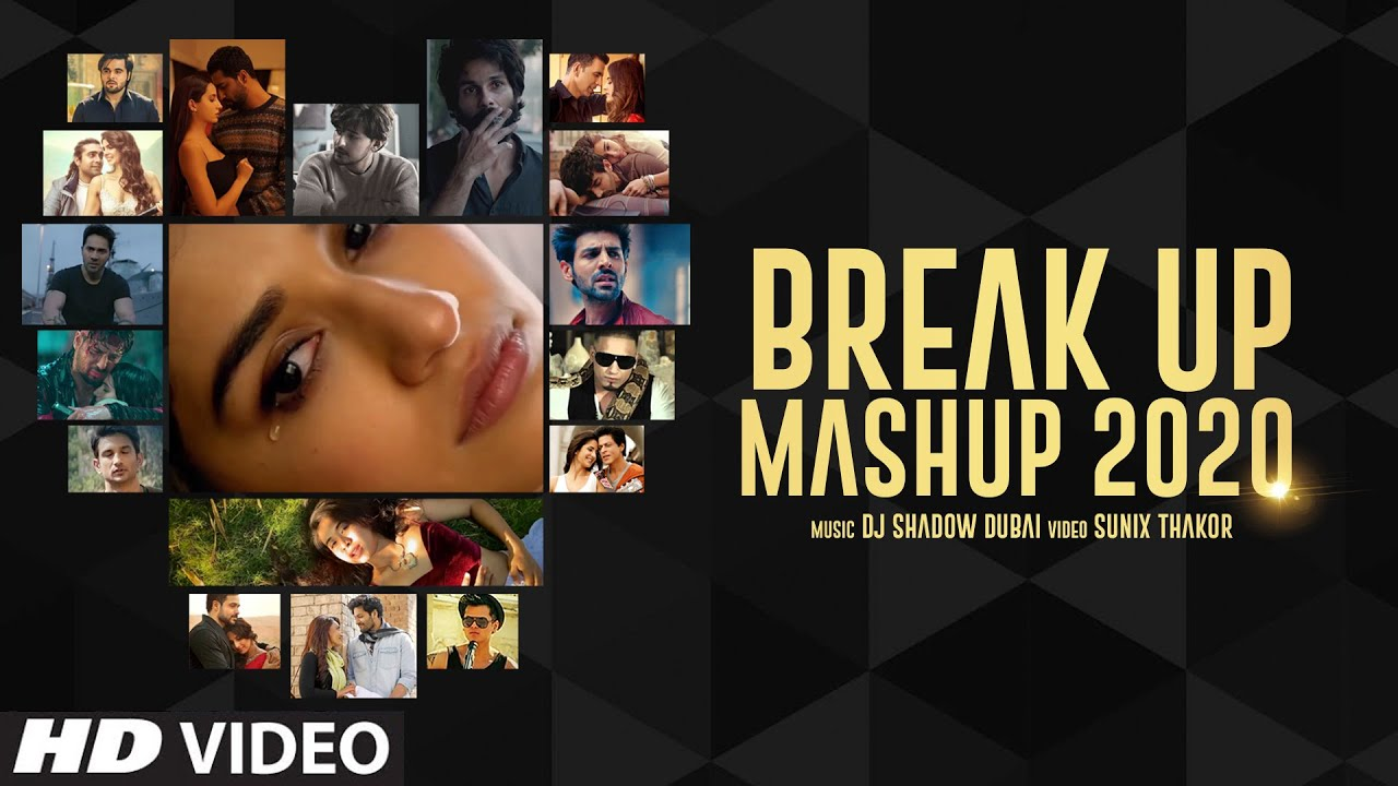 Breakup Mashup 2020 | DJ Shadow Dubai | Sad Songs | Midnight Memories | Heartbreak | Lost in Love