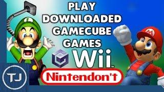 Play GameCube ISO's On Wii/Wii U (Nintendon't) 2017!