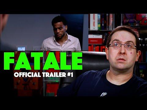 REACTION! Fatale Trailer #1 – Hilary Swank Movie 2020