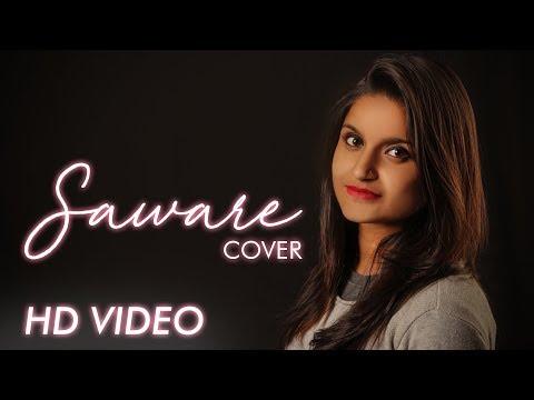 Saware | Amisha Negi | Hiten | Valentines Day Special Cover Song