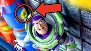 TOY STORY 4 Trailer Breakdown! Super Bowl Pixar Easter Eggs You Missed!