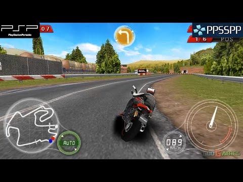 Ducati Challenge - PSP Gameplay 1080p / PSP Minis (PPSSPP)