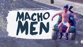 MACHO MEN! - H1Z1 Battle Royale (Funny Moments)