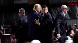 An Ninh Thế Giới -  Chuyện bảo vệ các ứng cử viên Tổng thống Mỹ phần 2