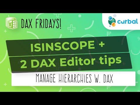 DAX Fridays! #105: ISINSCOPE - YouTube