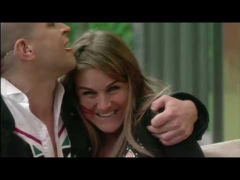 Pete Comes To Say Hi To Nikki Grahame - BBUK - Big Brother Universe