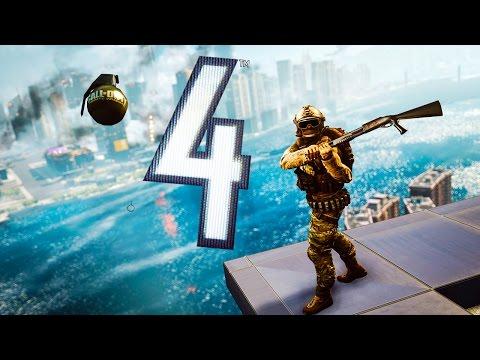 Battlefield 4 обои для рабочего стола, картинки из видео