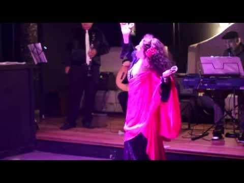 Alia Thabit Veil Improvisation LIVE at Moksa