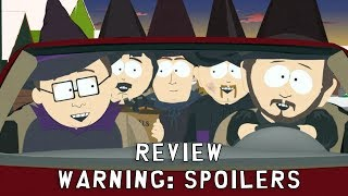 South Park Season 21 Episode 6 Review & Reaction - South Park Weekly