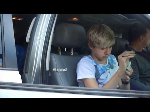 Niall Horan in LA.