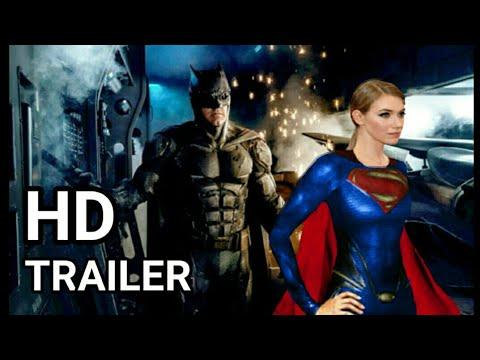 Supergirl movie Trailer #1 HD  (Fan made)