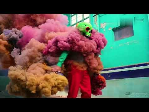 DJ Dasar Loe ANJAY,(bom Smoke)