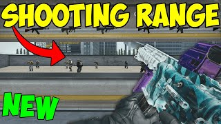 *NEW* Shooting Range & Warmup Gamemode Announced For Rainbow Six: Siege