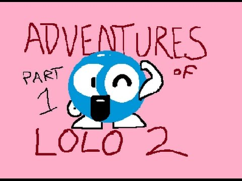 Press Select To Die Adventures Of Lolo 2 Floor 1 Youtube