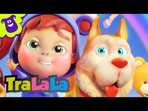Cățelul Bingo - Cântece pentru copii | TraLaLa