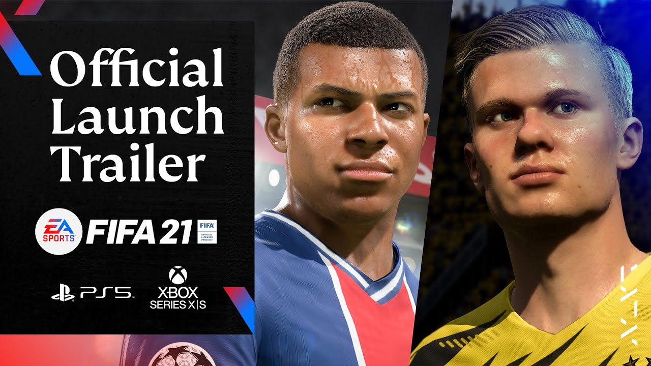 FIFA 21 | Next Gen Launch Trailer (PS5 & Xbox Series X|S)