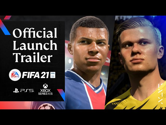 FIFA 21 | Next Gen Launch Trailer (PS5 & Xbox Series X|S) [4K]