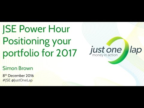 Position your portfolio for 2017 with Simon Brown