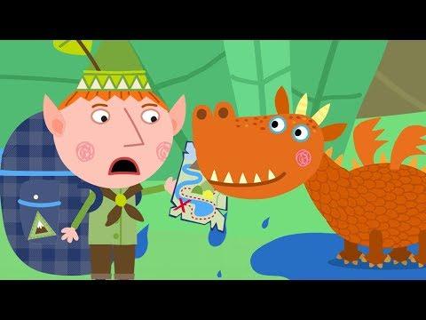 El Pequeño Reino de Ben y Holly  ⭐️Especial de Ben ⭐️ Dibujos Animados